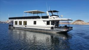American Houseboats for rent on Lake Mead